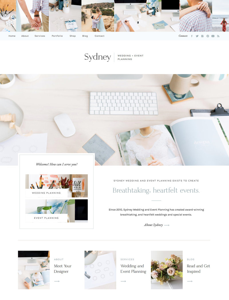 With Grace and Gold - Best Showit Design Designs Designer Designers Theme Themes Template Templates Web Website Websites for Photographers Creatives Small Business Owners - 45