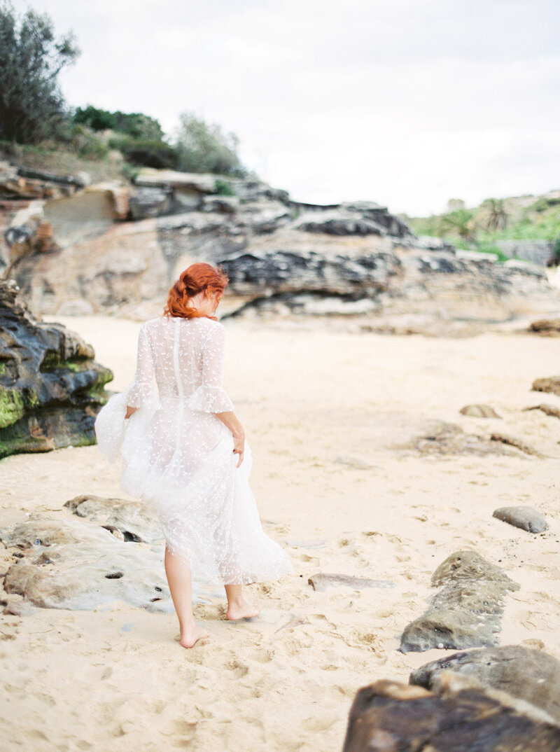 Sydney Fine Art Film Wedding Photographer Sheri McMahon - Sydney NSW Australia Beach Wedding Inspiration-00042