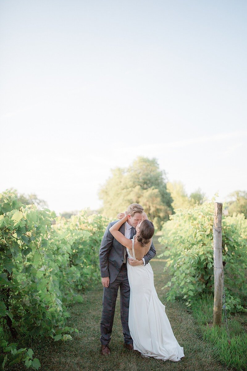 Gervasi Vineyard Candid Wedding Photography