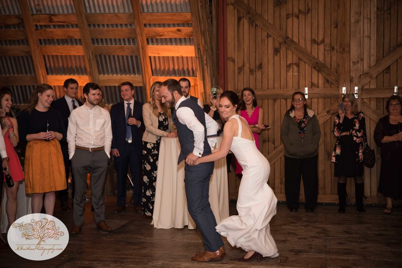 Hayloft on the Arch Fall Wedding Pictures-78