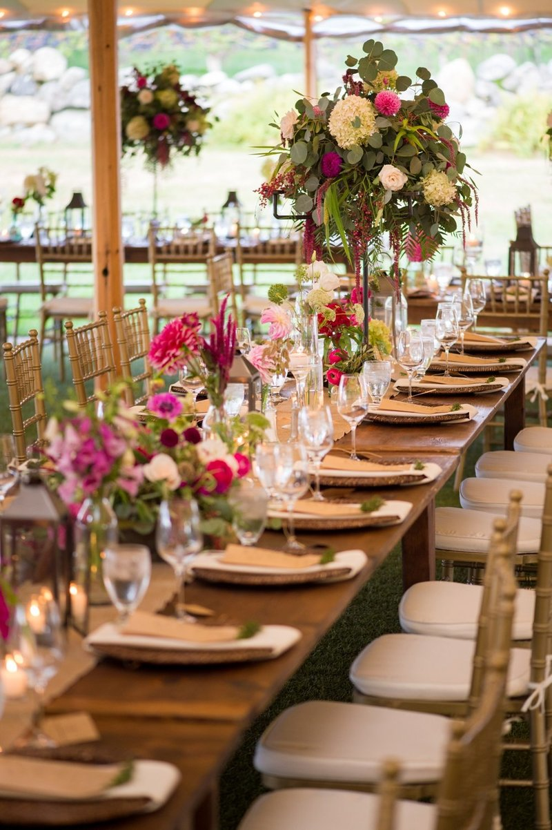 Elegant wedding at Jonathan Edwards Winery in CT
