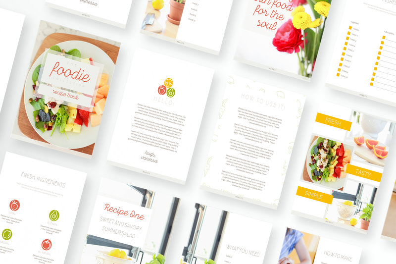 Foodie-ebook