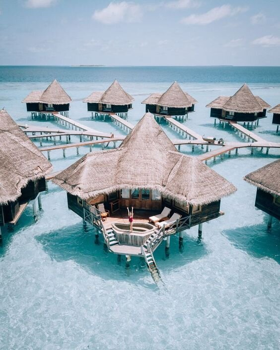 Cheval Blanc Randheli resort in Maldives
