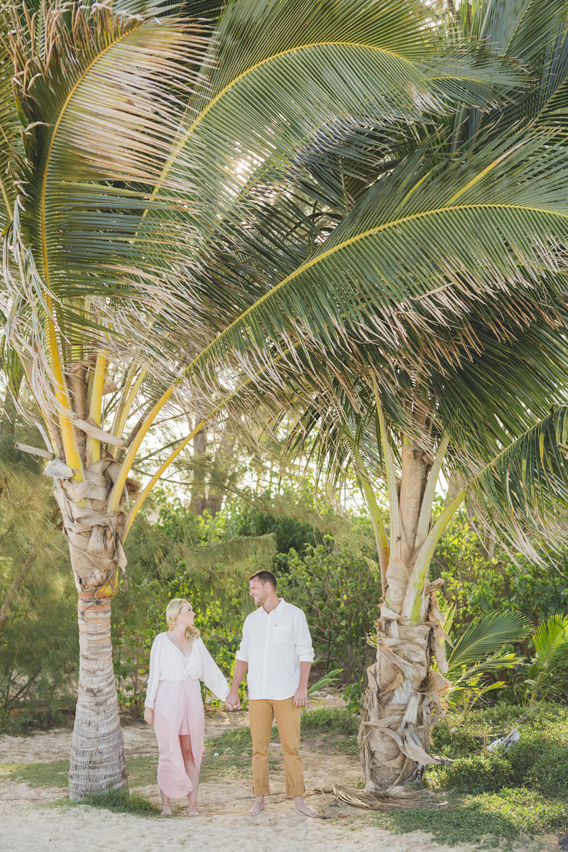 Maui Couples portraits for engagements and honeymoons