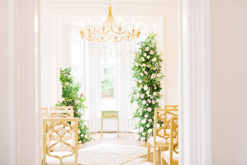 Greensboro North Carolina Wedding Venue Mcalister