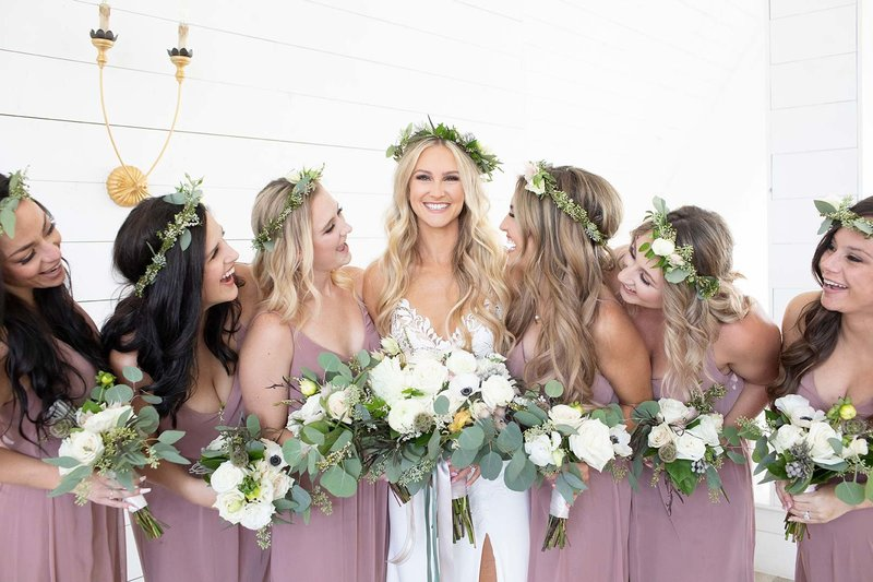 Randi Michelle| Dallas Fort Worth Wedding Photo + Video  | The Nest at Ruth Farms