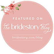 bride story badge-blog-pink