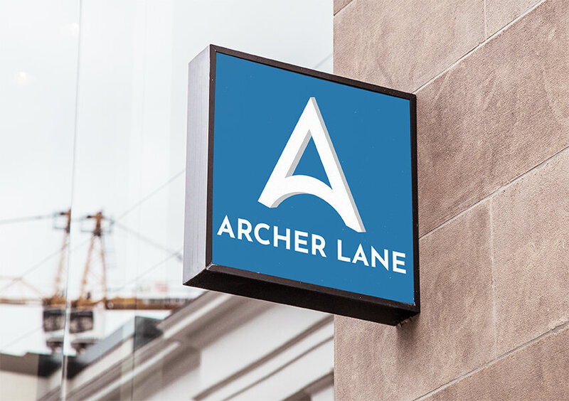 Branding Sign_Archer Lane_RS Creative