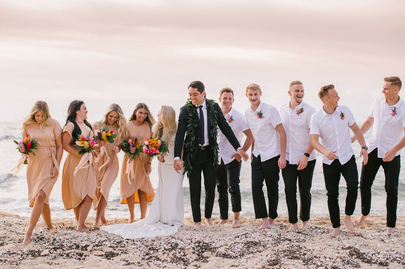 Makapuu Cliffside Elopement// Mersadi Olson Photography