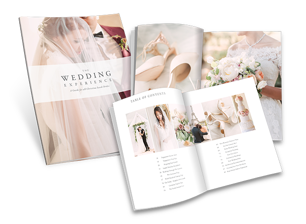 The Wedding Experience - A Guide For Christina Sarah Brides