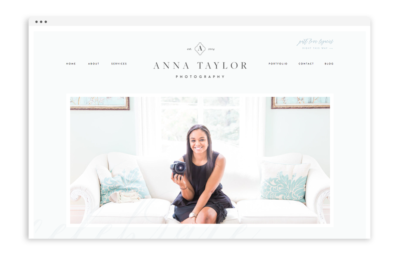 Anna Taylor Photography - With Grace and Gold - Branding, Web Design for Creative Women in Business - Photographer, Photographers - Photo -1