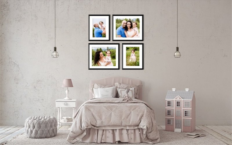 Alisa Messeroff Photography, Alisa Messeroff Photographer, Breckenridge Colorado Photographer, Professional Portrait Photographer, Family Photographer, Family Photography, Family Portraits - Traditional Framed Wall Art