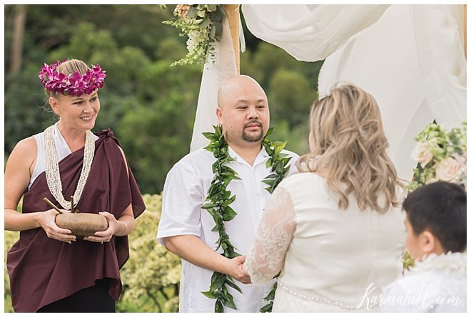 Oahu Wedding Officiants - Geo Downer