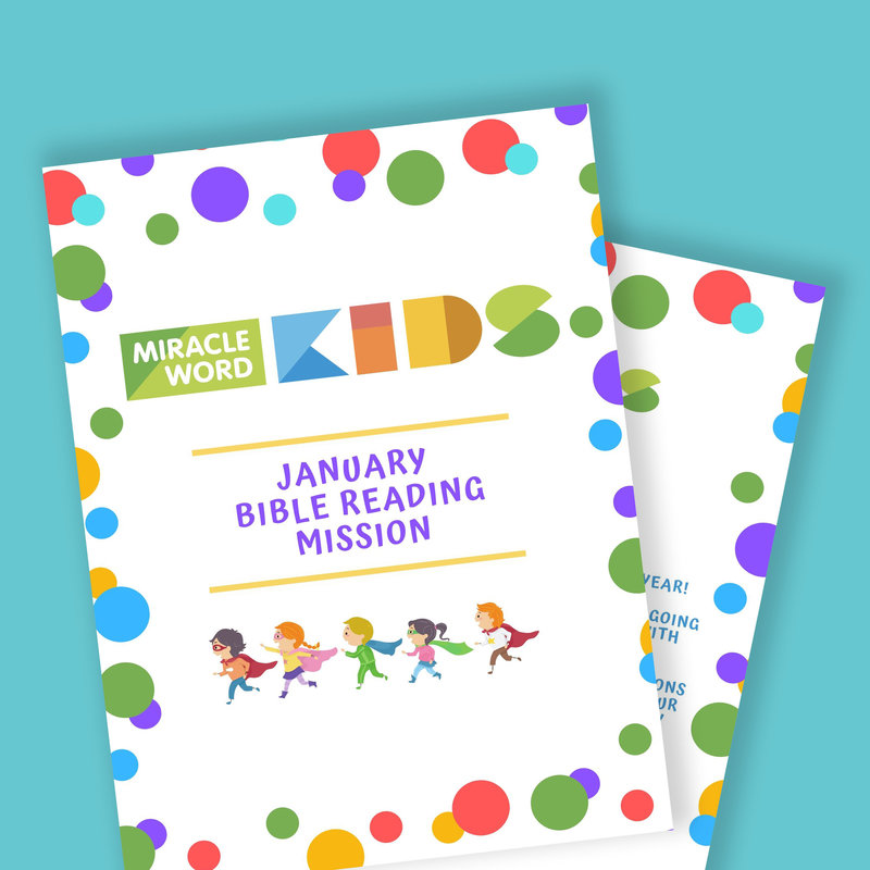 January Mission Mailchimp