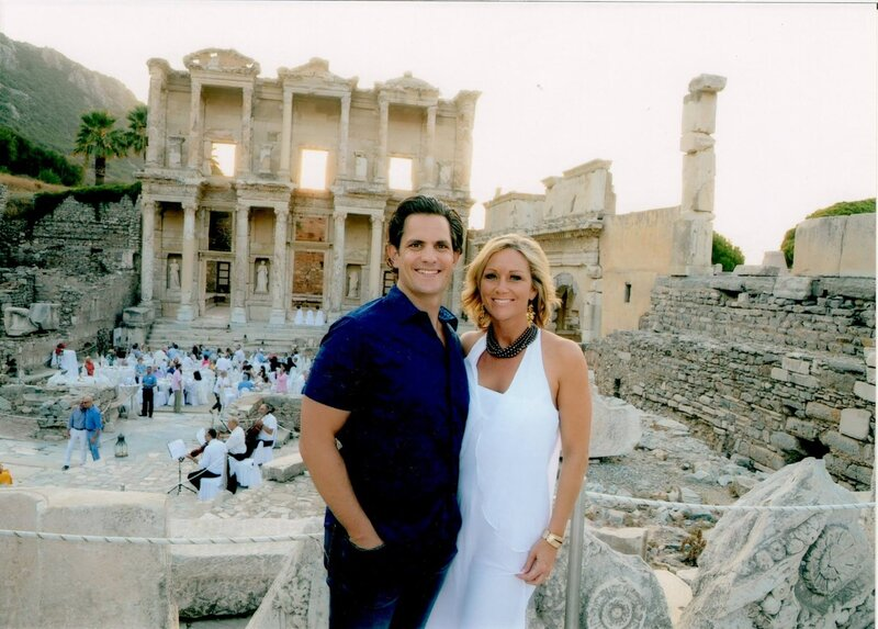 our 20th anniversary trip to Greece