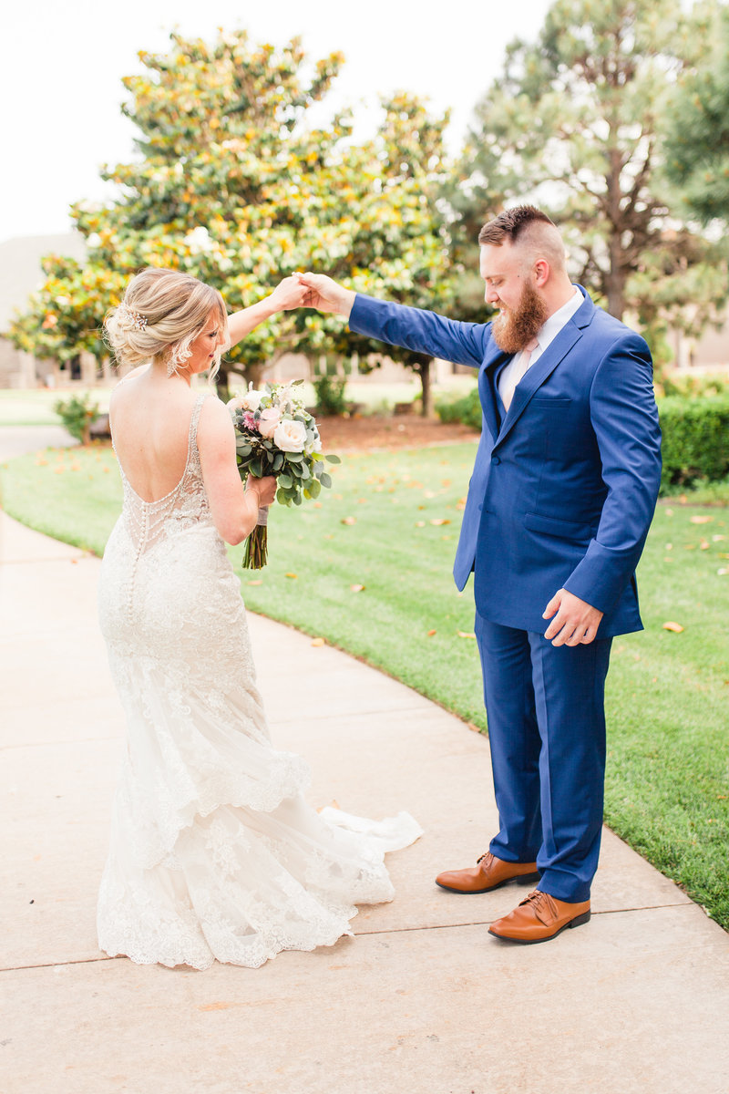 Oklahoma Wedding