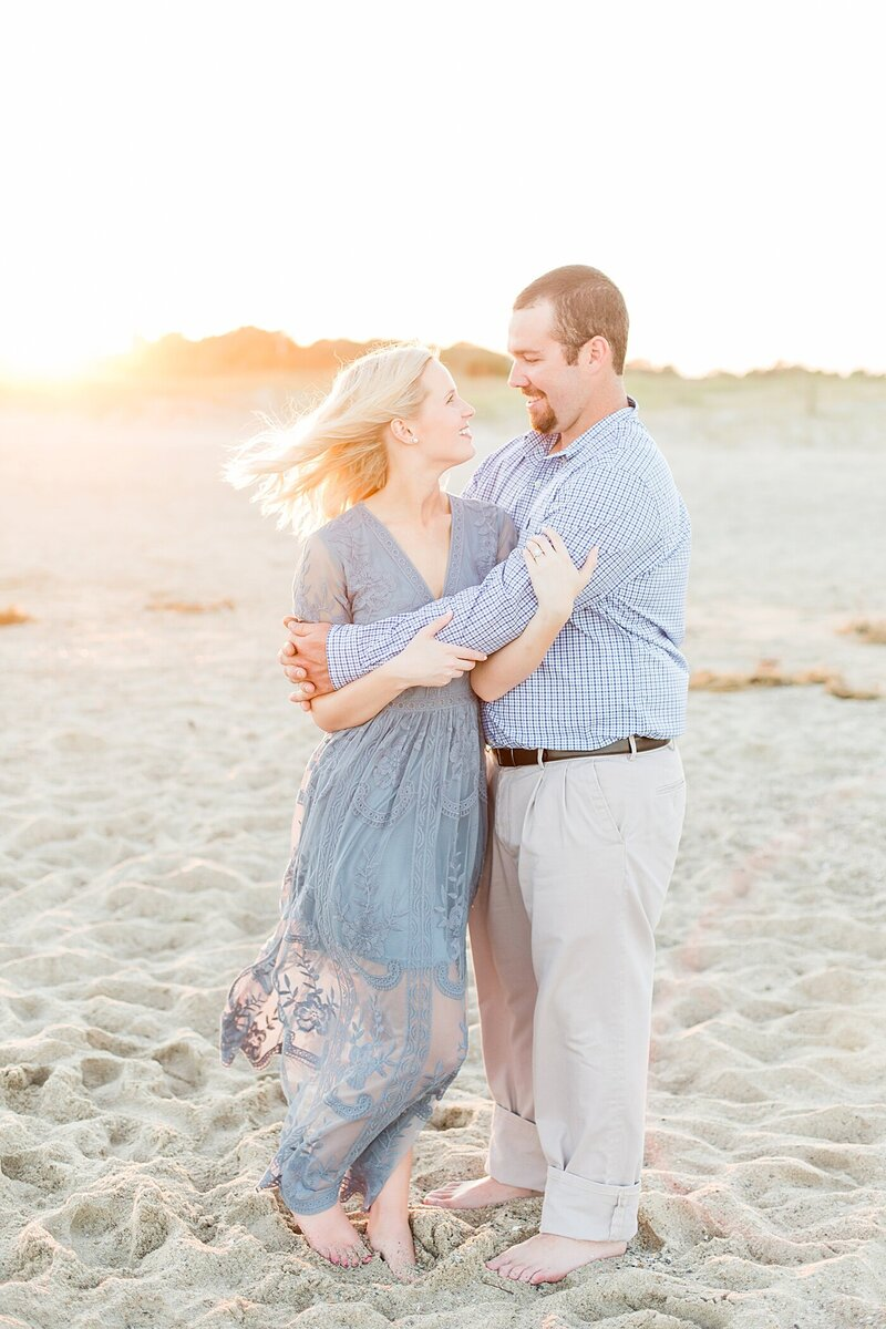 Wilmington-NC-Fort-Fisher-Engagement-Photos27