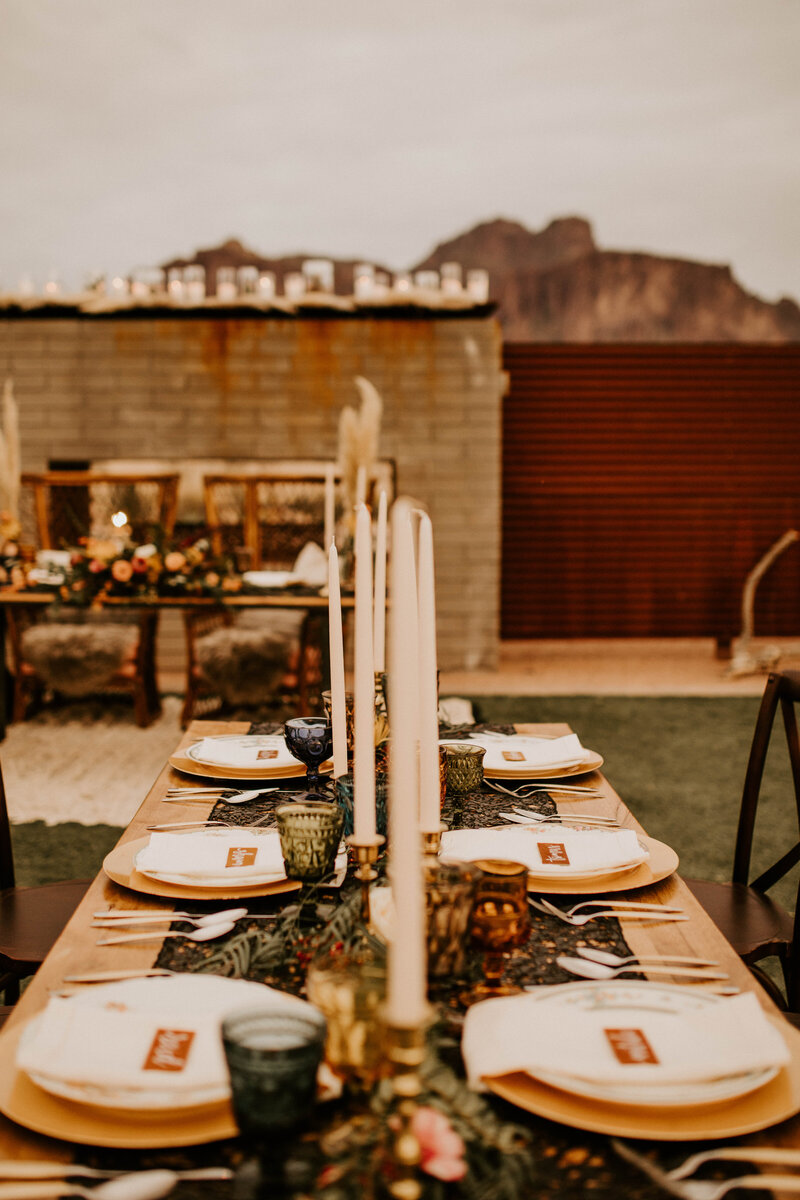 Earthen Real, Raw and Authentic Styled Wedding  Allison Slater Photography358