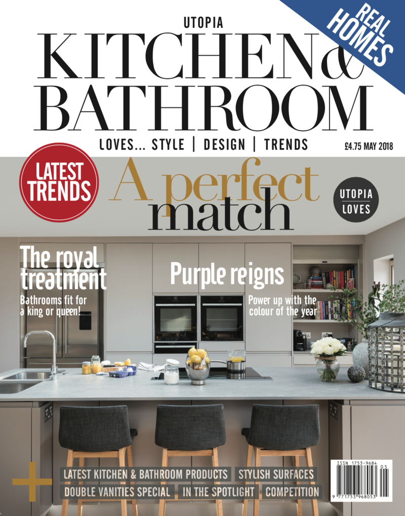 utopie kitchen bathroom magazine