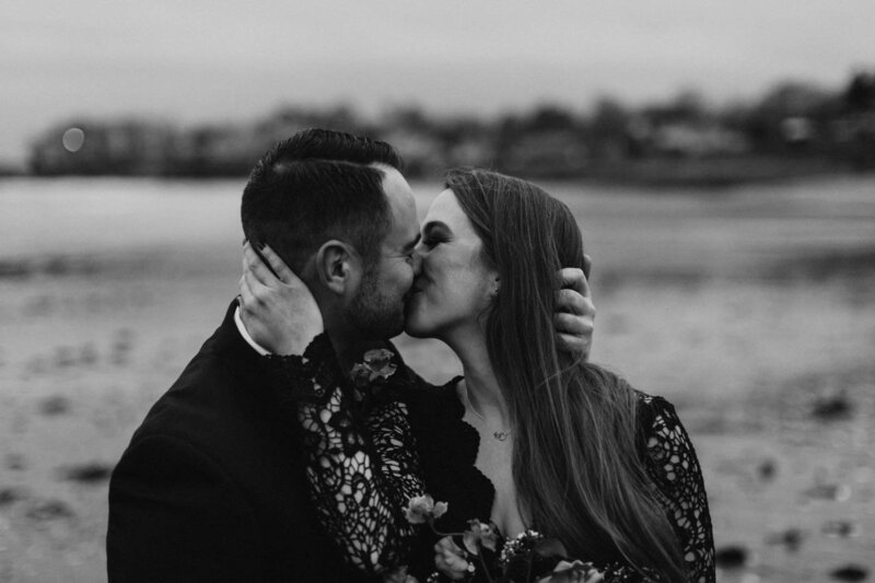 Moody Beach Elopement