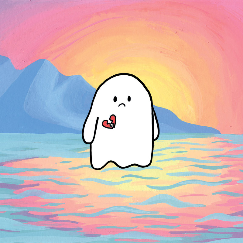 You Ghost Me Album Art