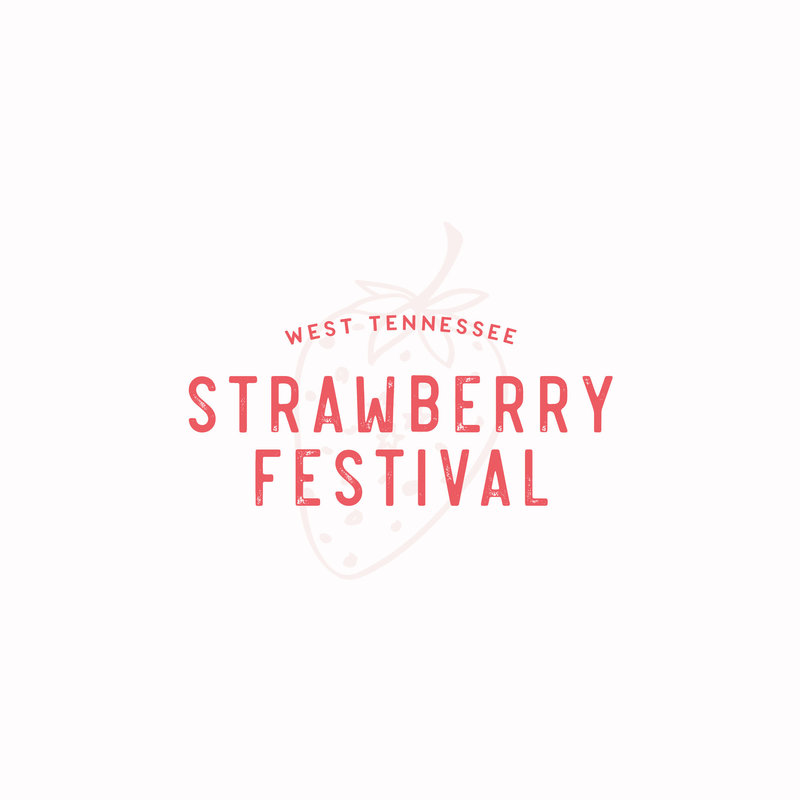 Logo 2 - Strawberry Festival - Color - 2