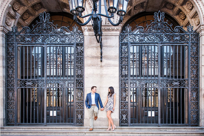 urban engagement photos at Boston public library