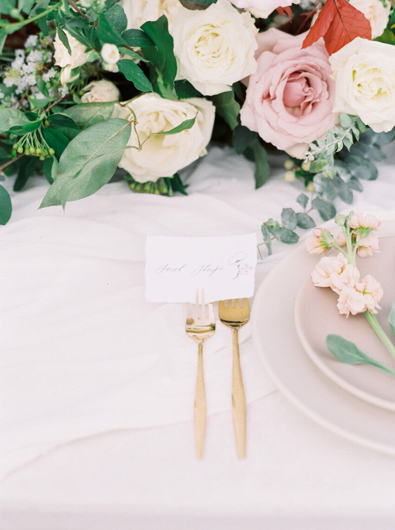 pirouettepaper.com | Wedding Stationery, Signage and Invitations | Pirouette Paper Company | Place Cards 58