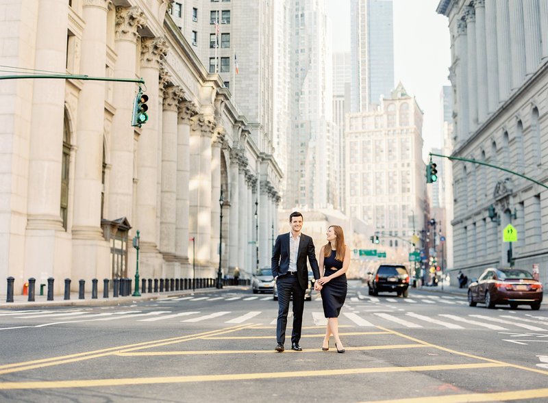 25DownTownManhattanEngagementSession