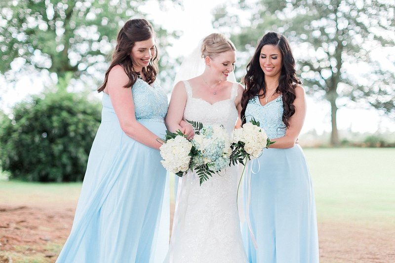Bridesmaids | Alicia Yarrish Photography