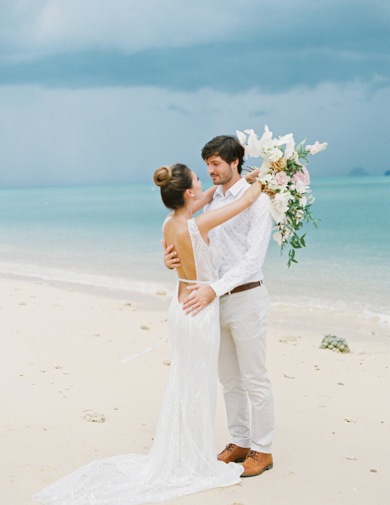 00251- Koh Yao Noi Thailand Elopement Destination Wedding  Photographer Sheri McMahon-2