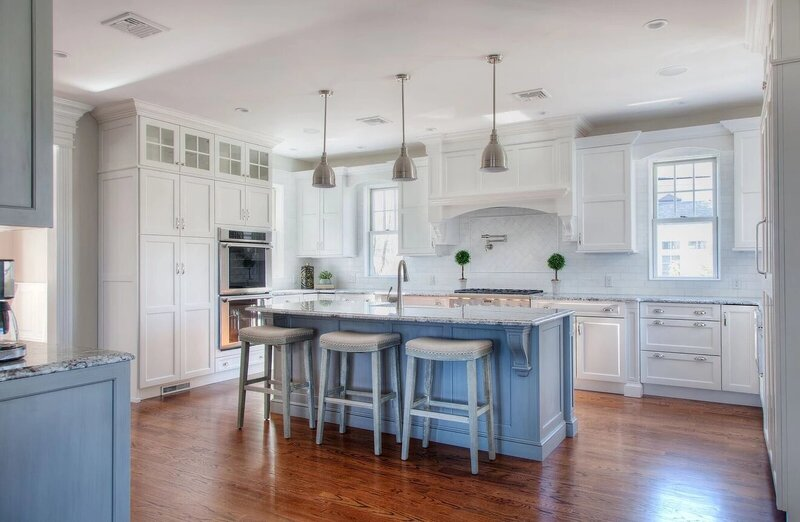 89 green ave madison, NJ  home staging by Simplicity Design Services