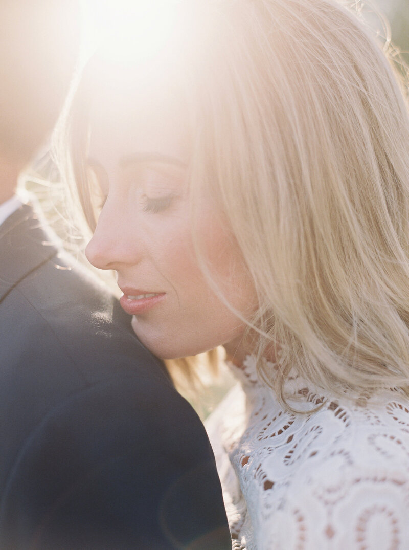 Engagement session at Pleasant beach, Port Colborne