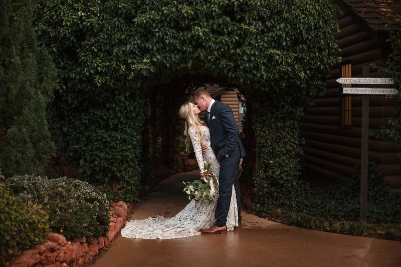 Sedona Wedding Lauberge