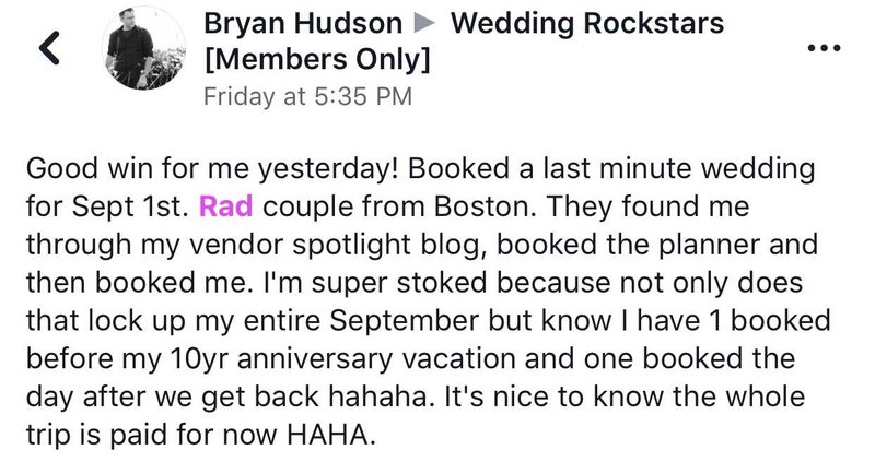 Book More Weddings Review 12