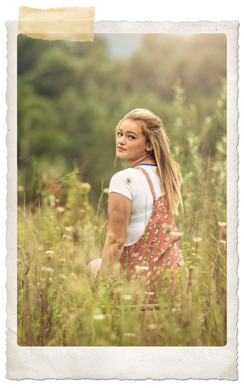 asheville senior photographer