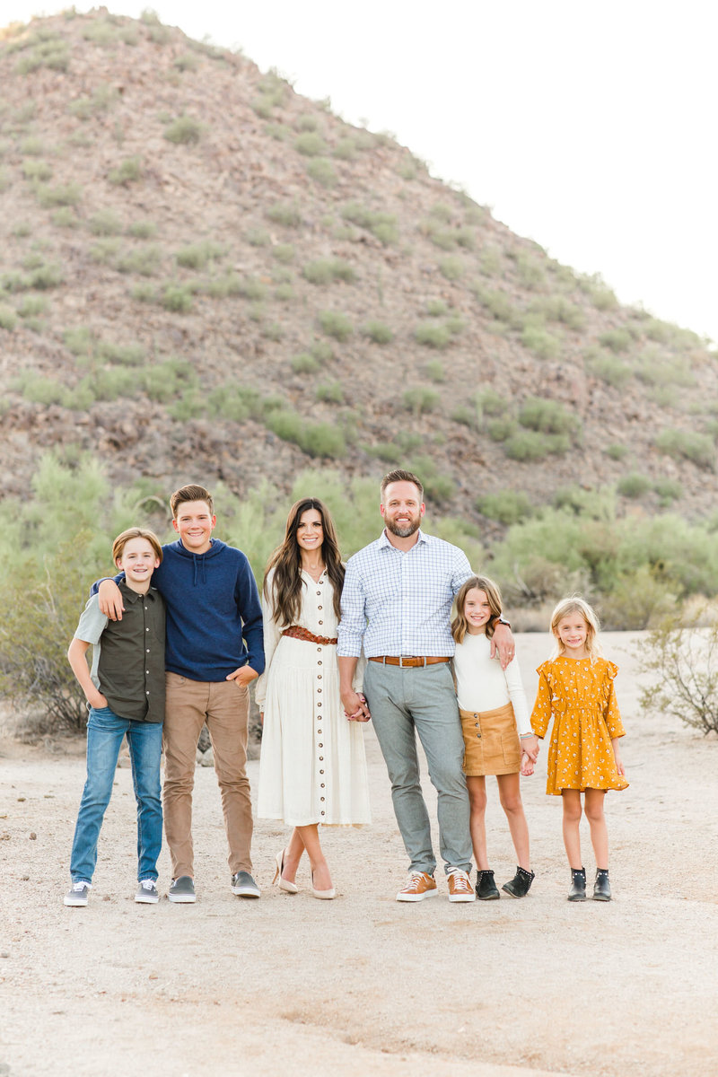 TheHarrisFamily Scottsdale family session