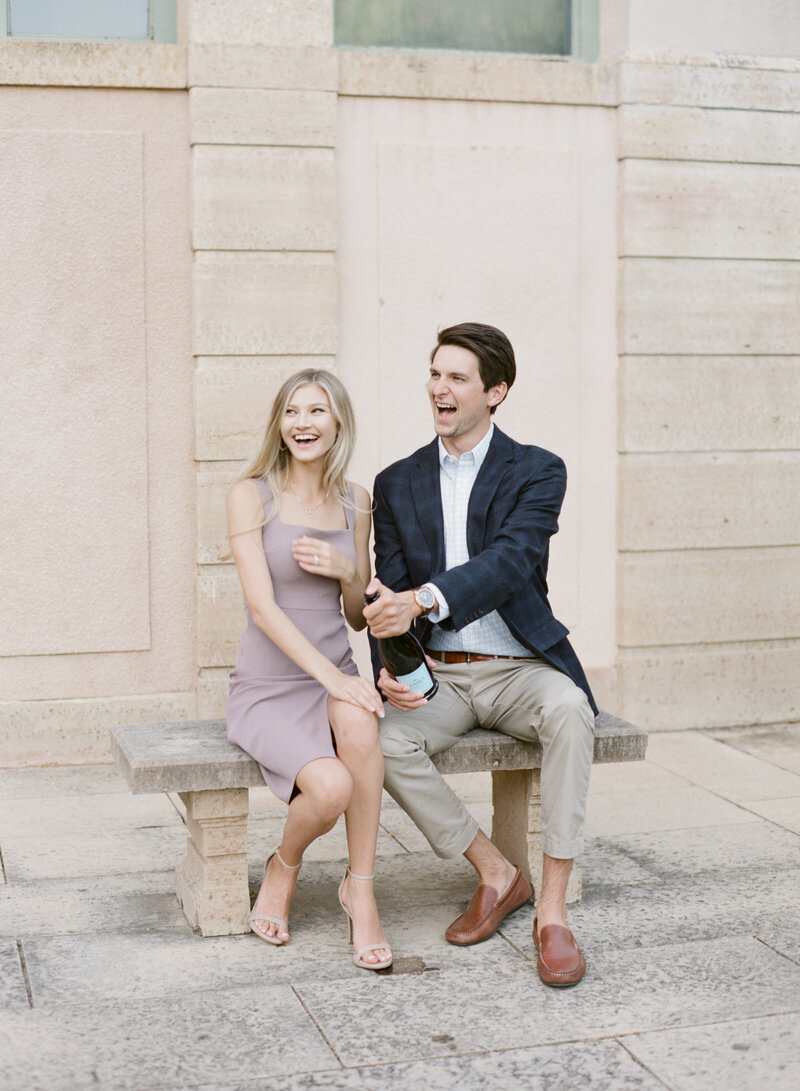 10-13-2020 Justin and Sydney Engagement Photos at Philbrook Museum Tulsa Wedding Photography-77
