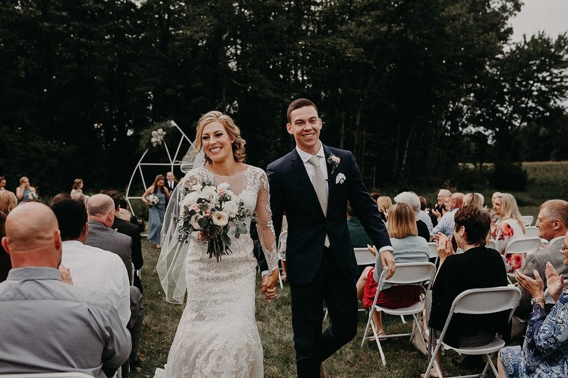 Enchanted Magical Forest themed outdoor Fall Wedding in Lancaster Pennsylvania_0436