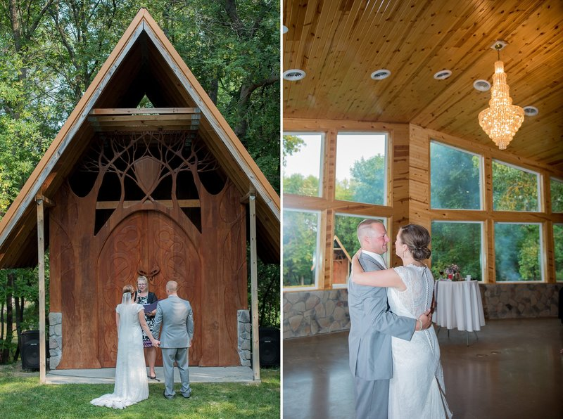 Romantic Moon Wedding Venue by Fargo Photos by Kris Kandel photographers (9)