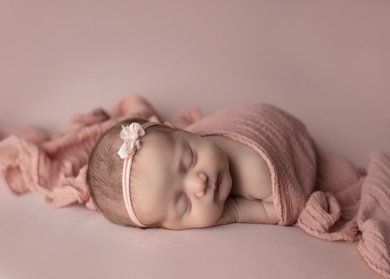 Newborn Session with Michele Voigt photography