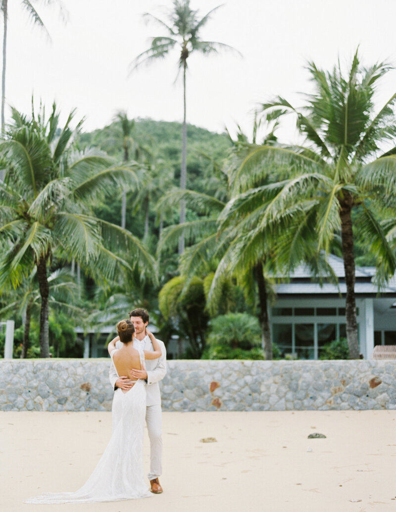 00407- Koh Yao Noi Thailand Elopement Destination Wedding  Photographer Sheri McMahon-2
