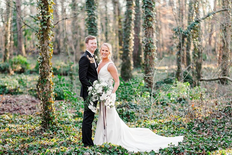 formal portrait by Knoxville Wedding Photographer, Amanda May Photos
