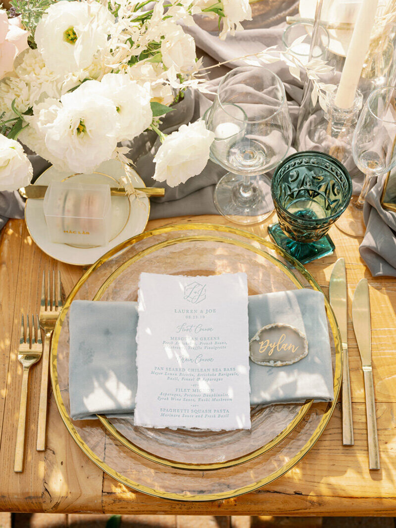 pirouettepaper.com | Wedding Stationery, Signage and Invitations | Pirouette Paper Company | Menus + Programs 24