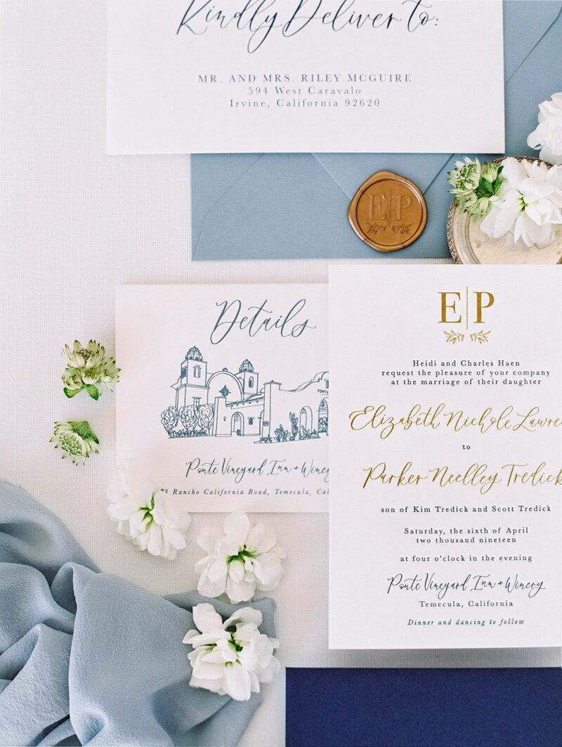 pirouettepaper.com | Wedding Stationery, Signage and Invitations | Pirouette Paper Company | Wedding Invitations | Jordan Galindo Photography _ (83)
