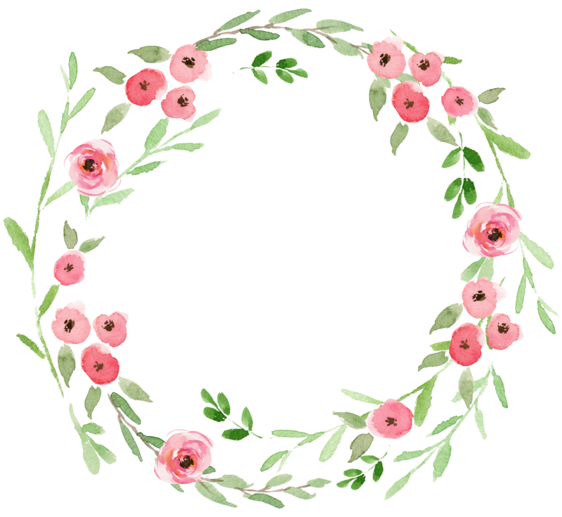 flower wreath 14