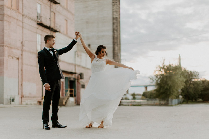 best milwaukee wedding photographers