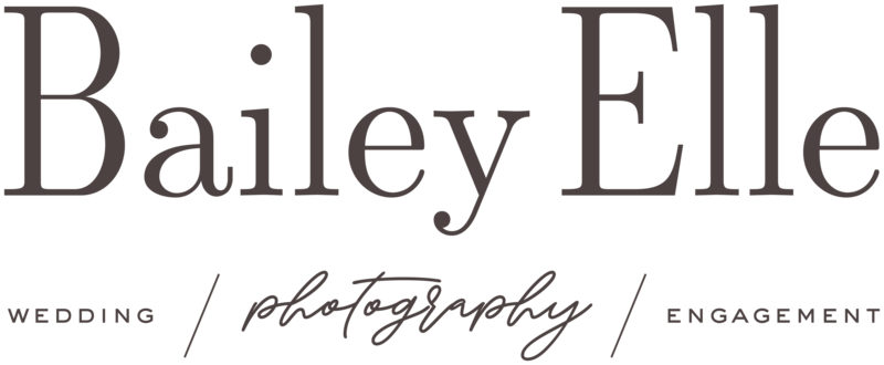 Bailey Elle - Logo Design by With Grace and Gold - 2