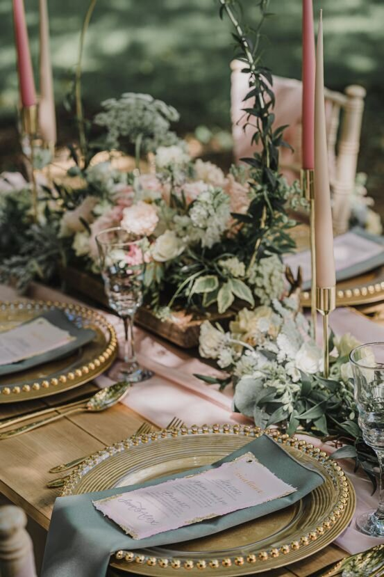 Whimsical woodland wedding (27)