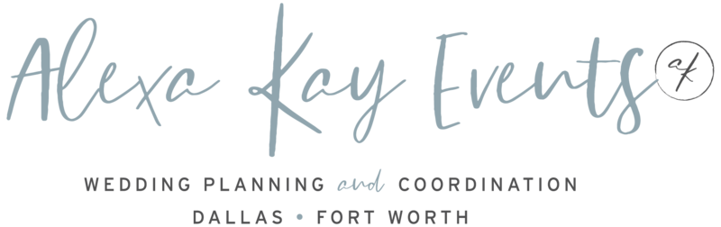 Alexa Kay Events_Primary Logo- Blue & Charcoal